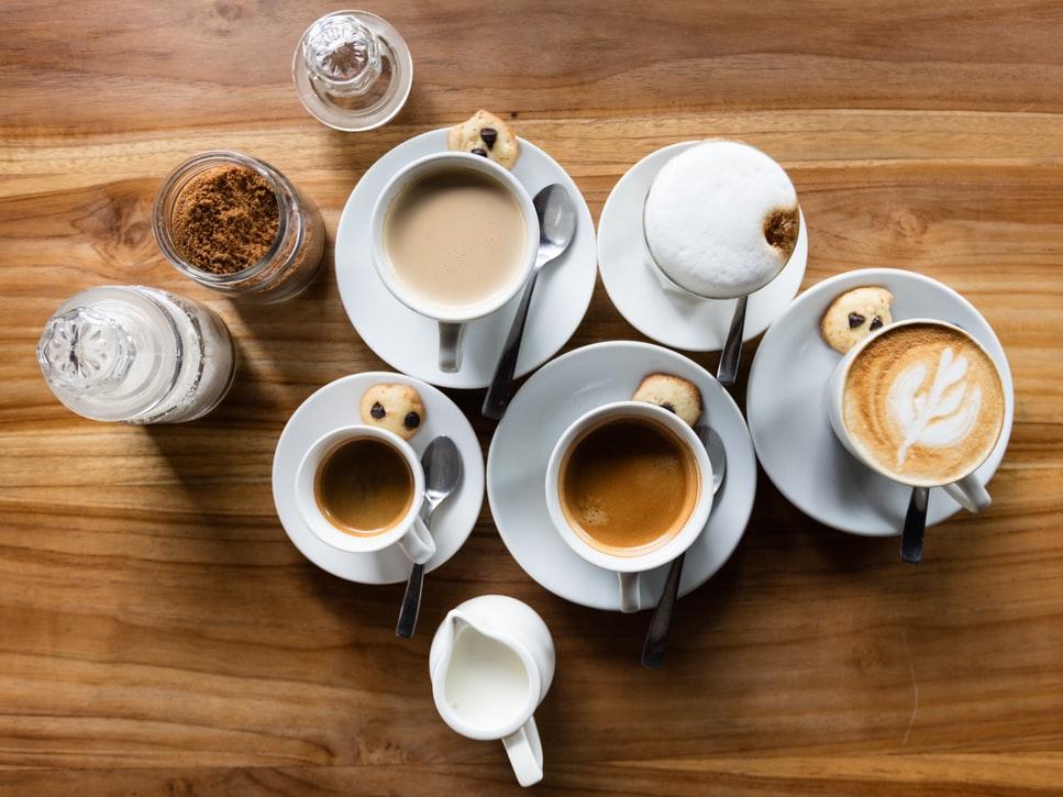 コーヒー カフェインの量